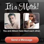 Tinder – 1on1 dating chat på Iphone eller Android